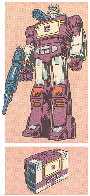 soundwave allegiance decepticon function communications first comic ...
