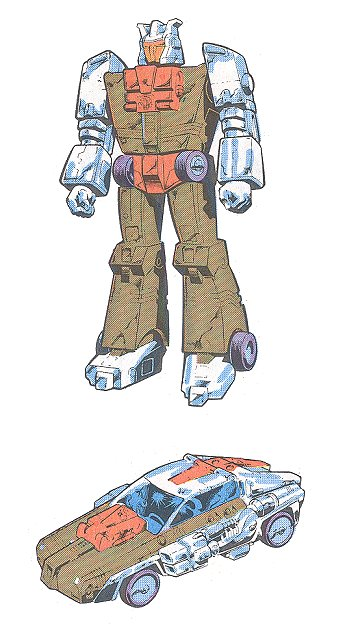 Transformers Universe Supplementary Archive