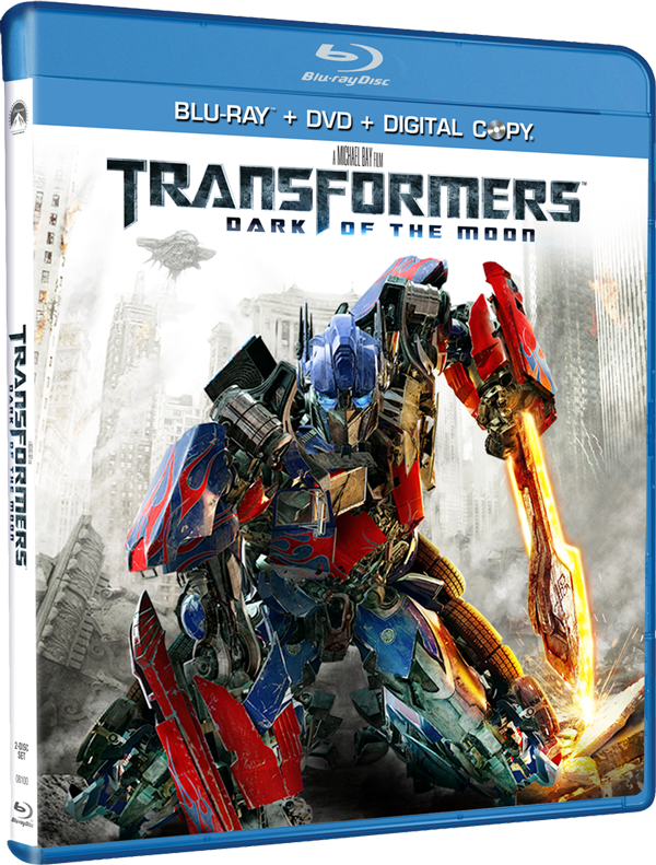 Win Transformers Dark of the Moon on Blu-Ray from Paramount Home Entertainment and Seibertron.com!