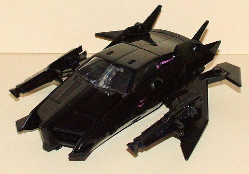 TF Prime - Takara AM-16: Jet Vehicon Picture review