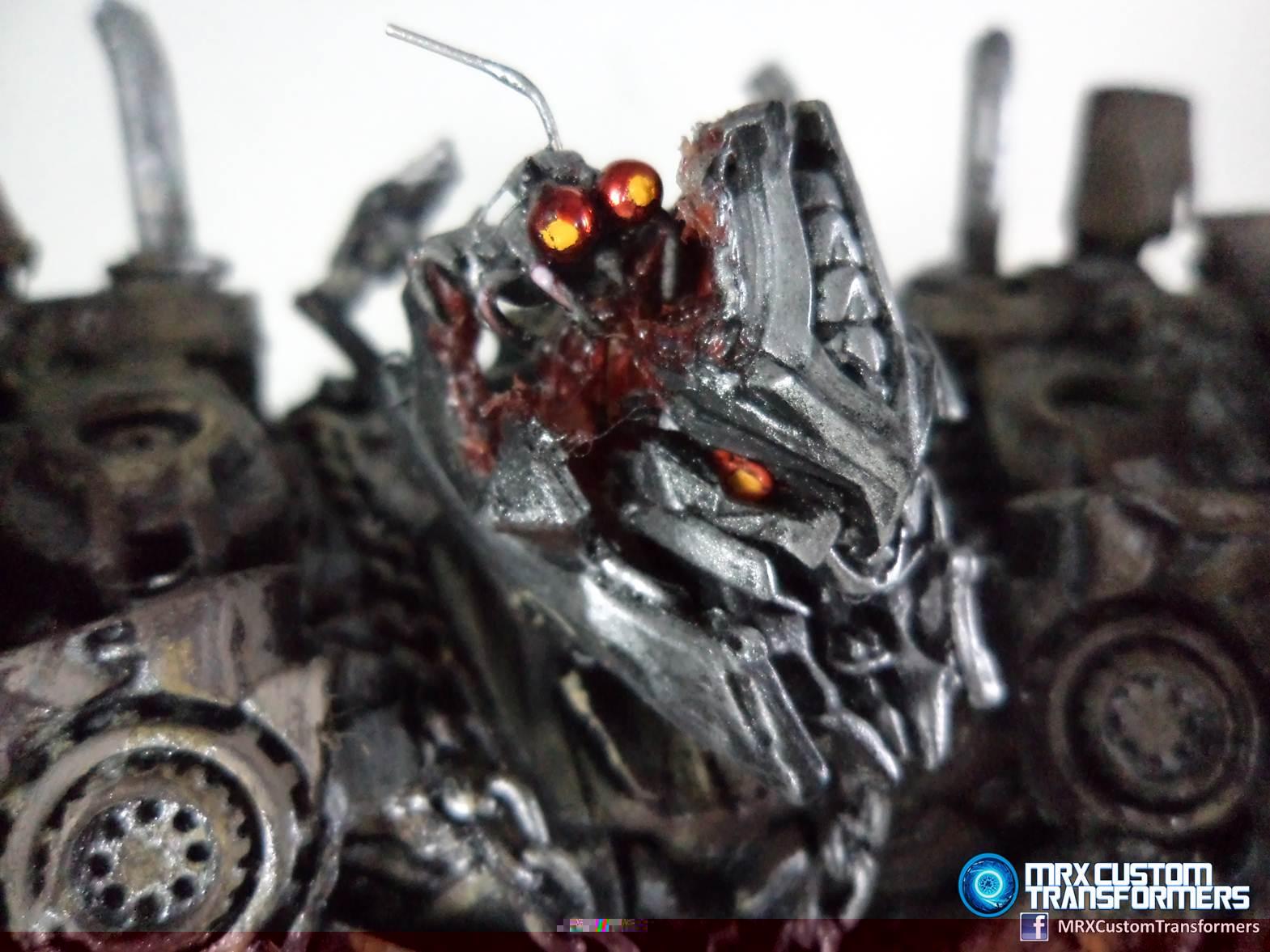 Transformers Dotm Leader Class Megatron Leader Class Megatron Dotm