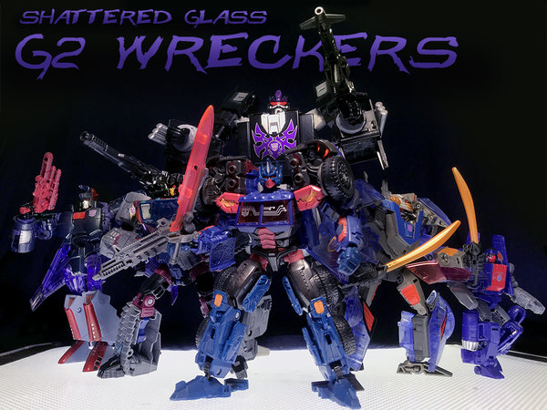 Transformers News: Seibertron.com Transtopia Creative Round-Up - June 2018