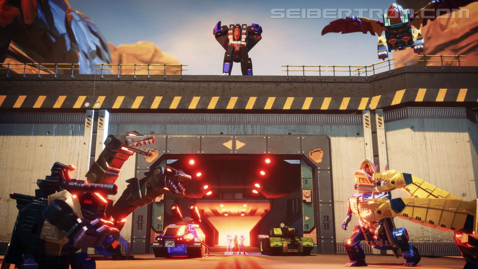 Transformers News: GI Joe and the Autobots battle Cobra and the Decepticons in Transformers Earth Wars game