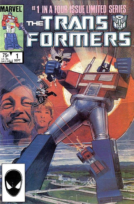 A Very Special Day: Transformers Turns 25!