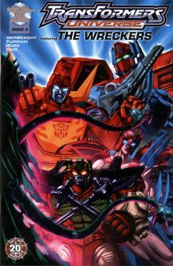 "Transformers: Wreckers (Part 3) ""Disclosure"""
