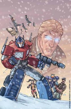 G.I. Joe vs. Transformers IV: Black Horizon