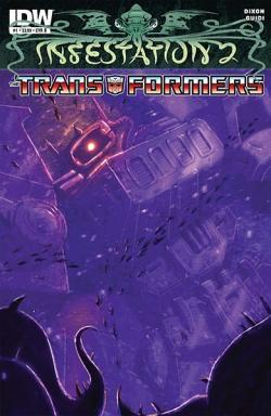 The Transformers Issue 1