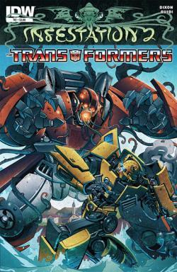 The Transformers Issue 2