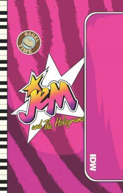 Jem and the Holograms: Outrageous Edition Oversized Hardcover