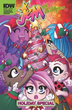 Jem and the Holograms Holiday Special