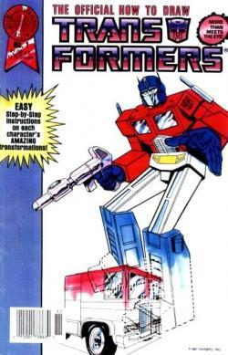 The Official How To Draw Transformers (Part 1)