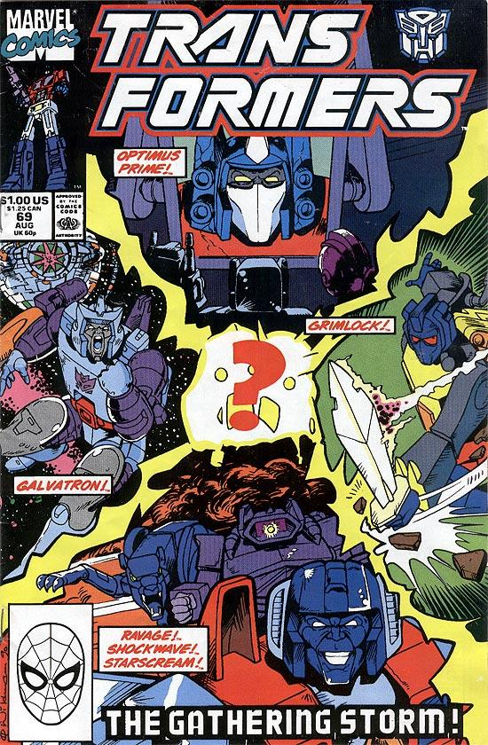 Transformers News: Transformers Collectors' Club Magazine #53 Cover Revealed