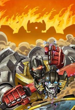 Maximum Dinobots