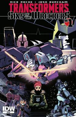 Sins of the Wreckers #1