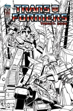 The Transformers: Target 2006