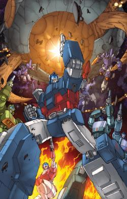 Transformers Animated Movie Adaptation