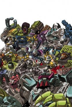 Transformers Energon: More Than Meets The Eye