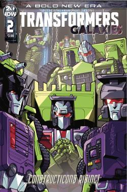 Constructicons Rising Part 2