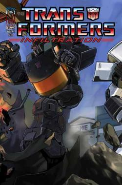 Transformers: Infiltration Part 2
