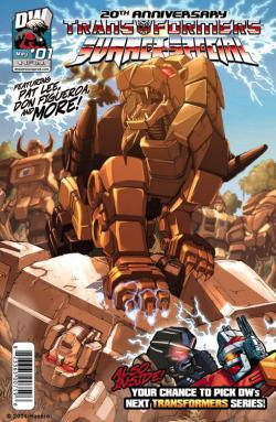 Summer Special (Energon): Perspective