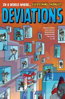 Deviations Alpha Hardcover