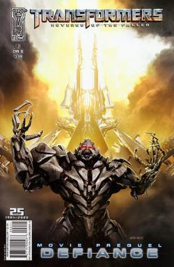 Transformers: Revenge of the Fallen - Defiance