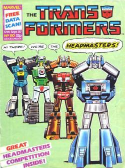 Headmasters: Ring of Hate