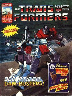 Decepticon Dam Busters (Part 1)