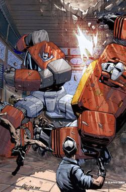 Transformers/GI Joe Vol 2: Divided Front