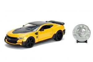 1:24 Scale Bumblebee with Coin