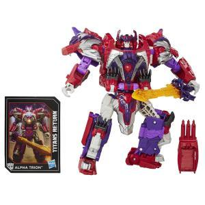 Alpha Trion with Sovereign