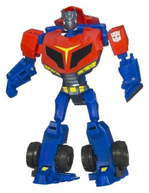 Armor Up Optimus Prime (Activators)