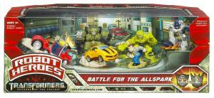 Battle for the Allspark (Scene Pack)