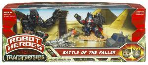Battle of the Fallen (Scene Pack)