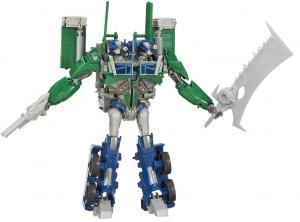Beast Tracker Optimus Prime (Weaponizer)