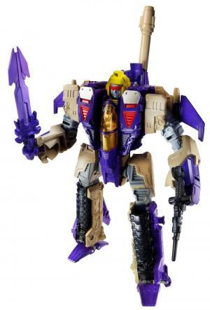 Blitzwing (Triplechanger)