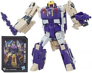 Blitzwing with Hazard