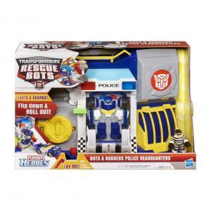 Bots and Robbers Playset