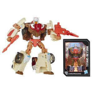 Chromedome with Stylor