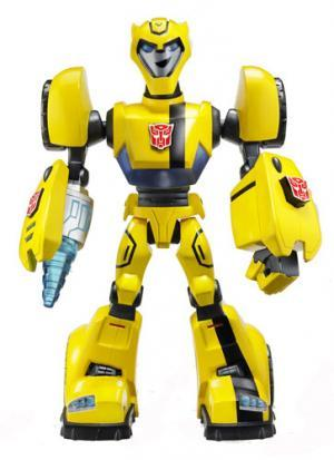 Cyber Speed Bumblebee
