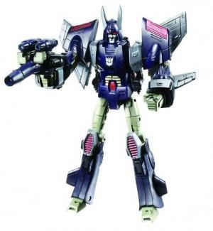 Cyclonus w/ Nightstick