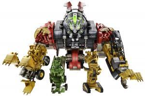 Devastator Combiner Assortment