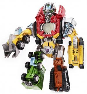 Devastator (Mega Power Bots)