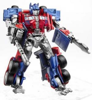Double Blade Optimus Prime (FAB)