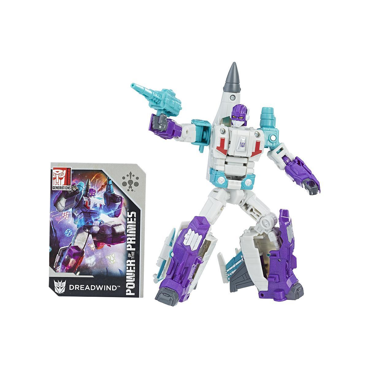 Transformers News: Target DPCI codes for all Transformers Power of the Primes class sizes