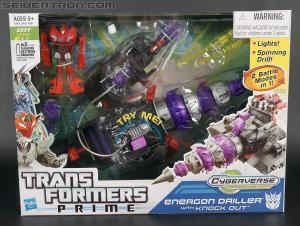 Energon Driller with Knock Out