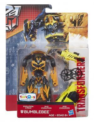 Evolution 2-Pack Bumblebee