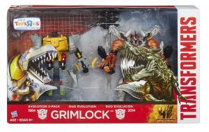 Evolution 2-Pack Grimlock