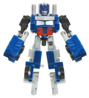 Fireburst Optimus Prime (Legends)