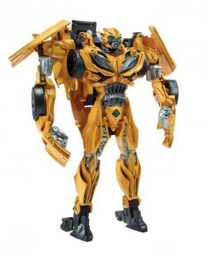 Flip and Change Bumblebee